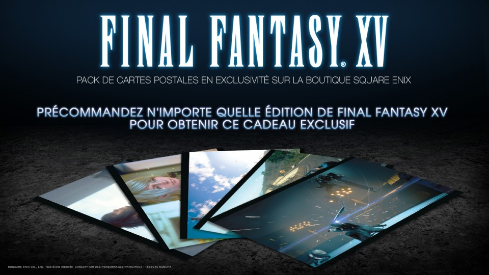 FF15Cartespostales